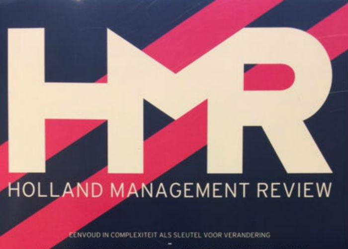Publicatie Squarewise in Holland Management Review: 'hoe transitienetwerken bijdragen aan een duurzame samenleving'