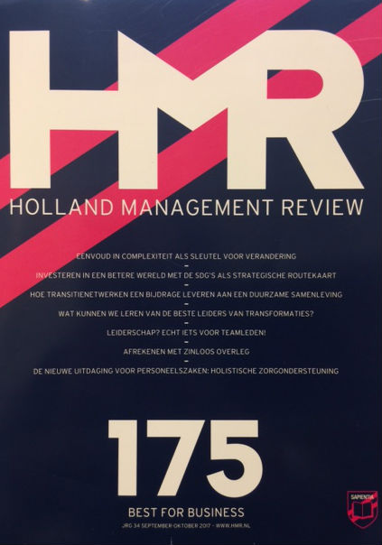 Holland Management Review - Transitienetwerken
