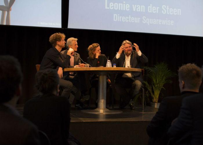 Ruud Koornstra Maurits Groen Leonie van der Steen gesprek energietransitie Nederland