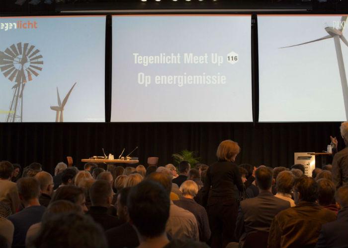 Leonie van der Steen Maurits Groen Ruud Koornstra in gesprek over de energiemissie Nederland