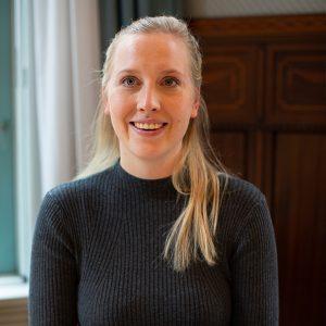 Transitiemaker Lisa van Welie
