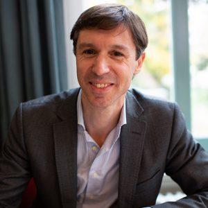 Transitiemaker Marcel Heskes